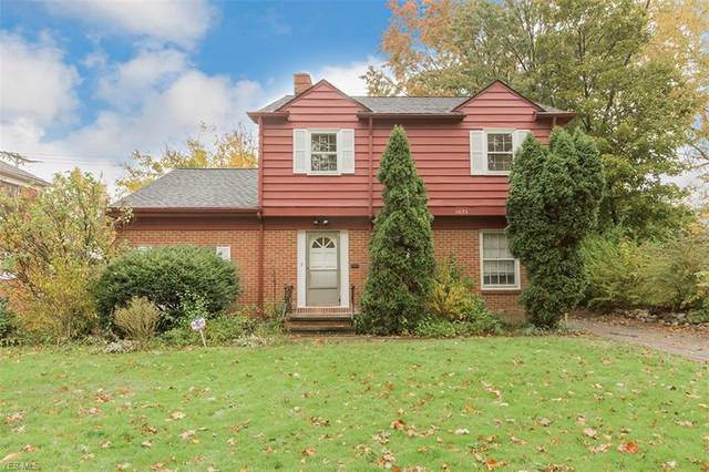 3075 Ludlow Road, Shaker Heights, OH 44120 (MLS #4235677) :: Krch Realty