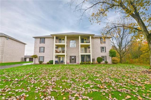 7375 Eisenhower Drive #4, Boardman, OH 44512 (MLS #4235698) :: Select Properties Realty