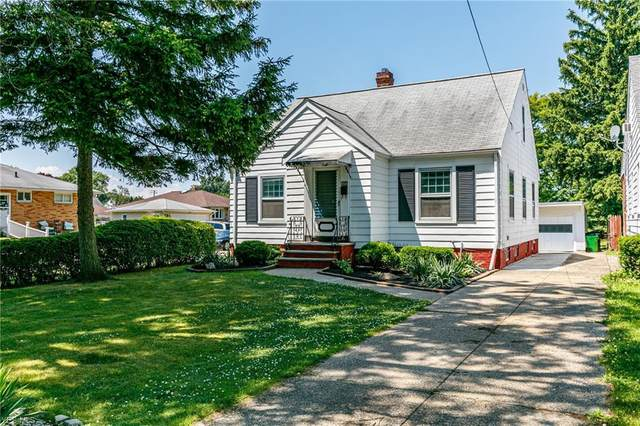 858 E 250 Street, Euclid, OH 44132 (MLS #4235734) :: The Art of Real Estate