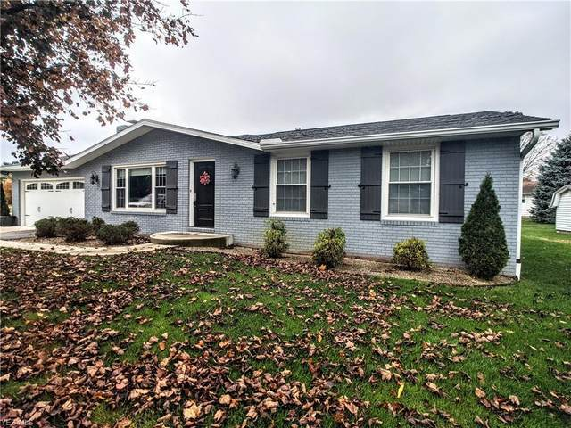 919 Richards Drive, Louisville, OH 44641 (MLS #4235765) :: Select Properties Realty