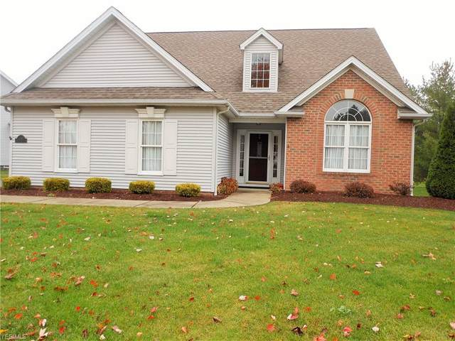 210 Lake Pointe Circle, Canfield, OH 44406 (MLS #4235810) :: The Holden Agency
