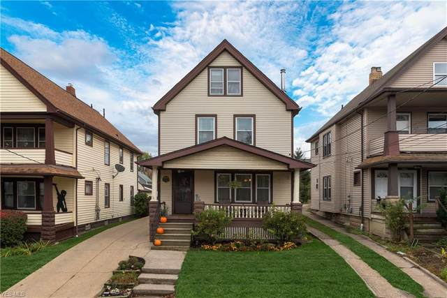 4503 Woburn Avenue, Cleveland, OH 44109 (MLS #4235832) :: RE/MAX Trends Realty