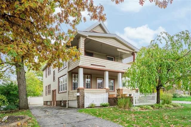 1551 Ridgewood Avenue, Lakewood, OH 44107 (MLS #4235837) :: The Holden Agency