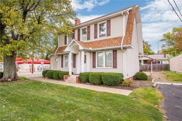 3784 Cleveland Avenue NW, Canton, OH 44709 (MLS #4235856) :: Select Properties Realty