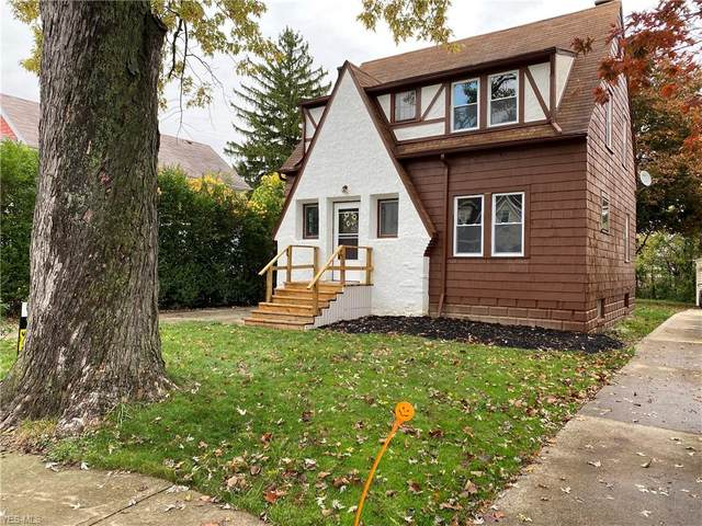 4889 E 97th Street, Garfield Heights, OH 44125 (MLS #4235862) :: The Holden Agency