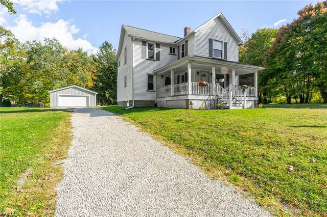 3465 Pothour Wheeler Road, Hubbard, OH 44425 (MLS #4235865) :: RE/MAX Edge Realty