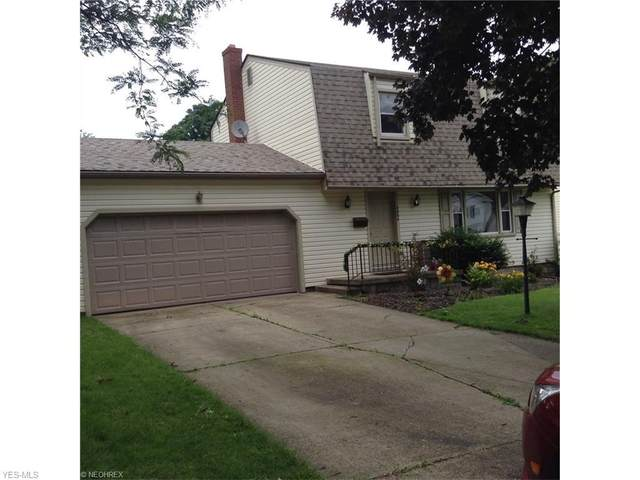 2404 Venloe Drive, Youngstown, OH 44514 (MLS #4235877) :: The Holden Agency