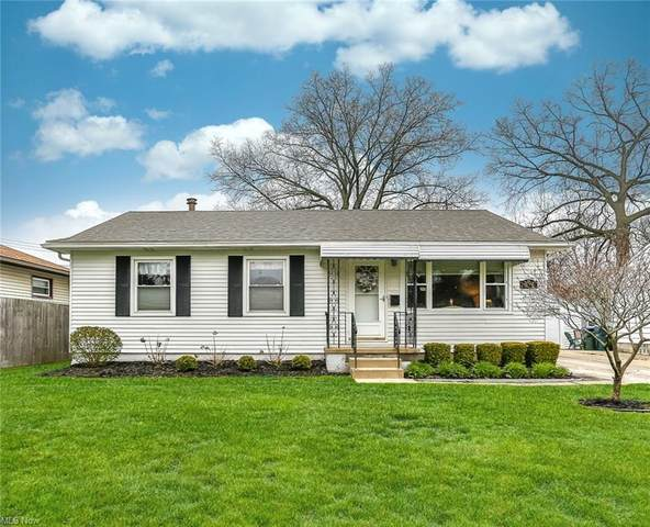 399 Lynn Drive, Cuyahoga Falls, OH 44221 (MLS #4235889) :: RE/MAX Trends Realty