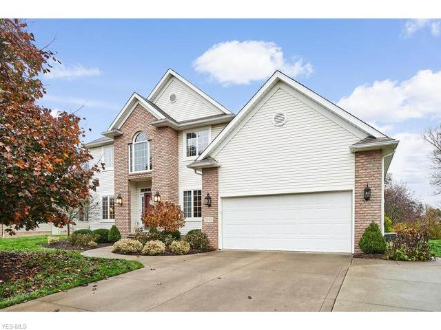 2601 Twin Creeks Drive, Copley, OH 44321 (MLS #4235893) :: The Holly Ritchie Team