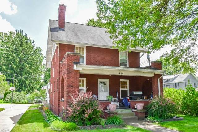 1456 15th Street NW, Canton, OH 44703 (MLS #4235907) :: Krch Realty