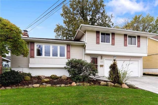 14115 Starlite Drive, Brook Park, OH 44142 (MLS #4236012) :: The Art of Real Estate