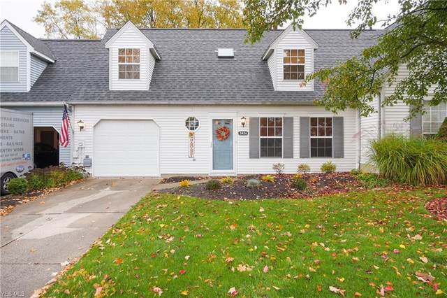 3436 Brookpoint Lane #51, Cuyahoga Falls, OH 44223 (MLS #4236084) :: The Jess Nader Team | RE/MAX Pathway