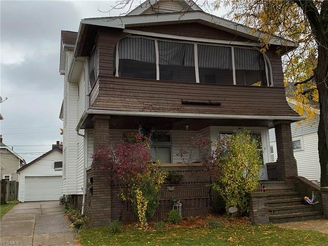 4907 E 107th Street, Garfield Heights, OH 44125 (MLS #4236103) :: The Holden Agency