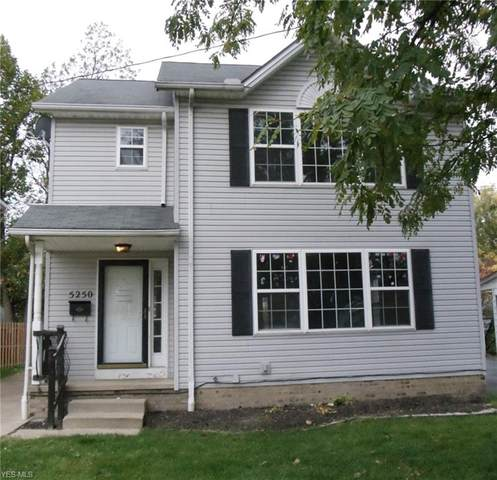 5250 Forest Avenue, Maple Heights, OH 44137 (MLS #4236124) :: The Holden Agency