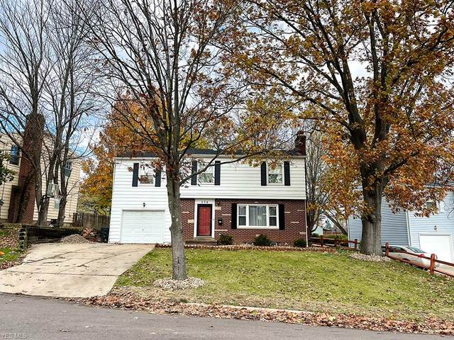 576 Cliffside Drive, Akron, OH 44313 (MLS #4236130) :: TG Real Estate