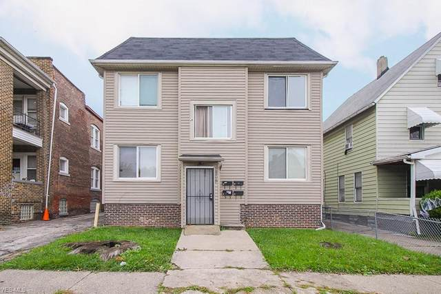3425 E 119th Street, Cleveland, OH 44120 (MLS #4236162) :: The Holly Ritchie Team