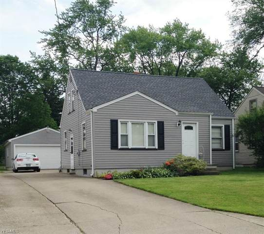 2009 Lynn Avenue, Youngstown, OH 44514 (MLS #4236290) :: RE/MAX Valley Real Estate