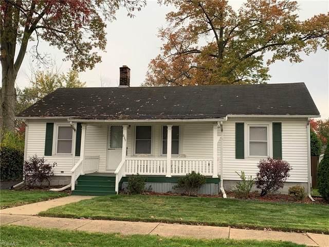 829 Sullivan Street, Niles, OH 44446 (MLS #4236324) :: The Art of Real Estate