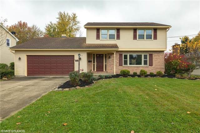 7994 Forest Lake Drive, Youngstown, OH 44512 (MLS #4236364) :: The Art of Real Estate