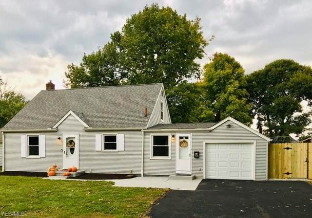 308 Whipple Avenue NW, Canton, OH 44708 (MLS #4236413) :: Krch Realty