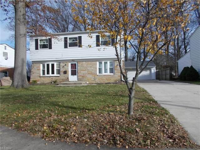 425 Longfellow Street, Elyria, OH 44035 (MLS #4236493) :: Keller Williams Legacy Group Realty