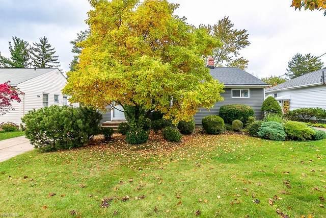 9421 Alexander Road, Garfield Heights, OH 44125 (MLS #4236553) :: Keller Williams Chervenic Realty