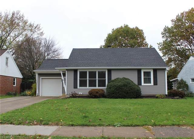 601 7th Street NW, North Canton, OH 44720 (MLS #4236604) :: The Jess Nader Team   RE/MAX Pathway
