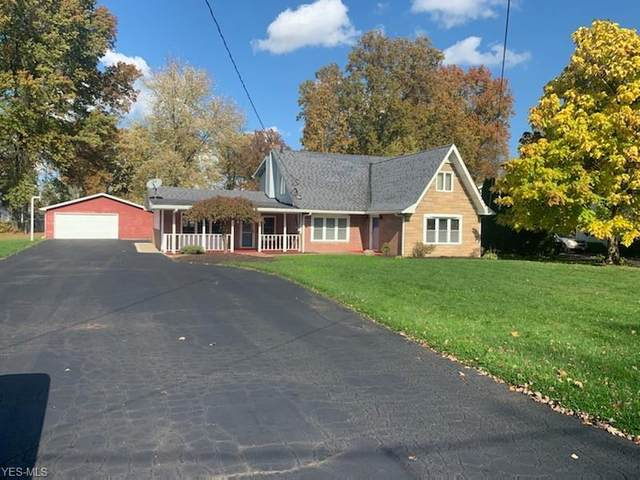 4644 Rita Street, Youngstown, OH 44515 (MLS #4236612) :: RE/MAX Edge Realty