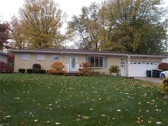 1101 Treelane Drive, Ashtabula, OH 44004 (MLS #4236685) :: Keller Williams Legacy Group Realty