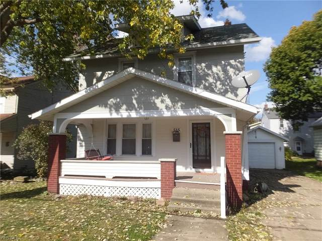 515 Lincoln Avenue, Louisville, OH 44641 (MLS #4236695) :: RE/MAX Edge Realty