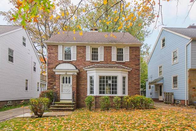 1155 Pennfield Road, Cleveland Heights, OH 44121 (MLS #4236734) :: Select Properties Realty