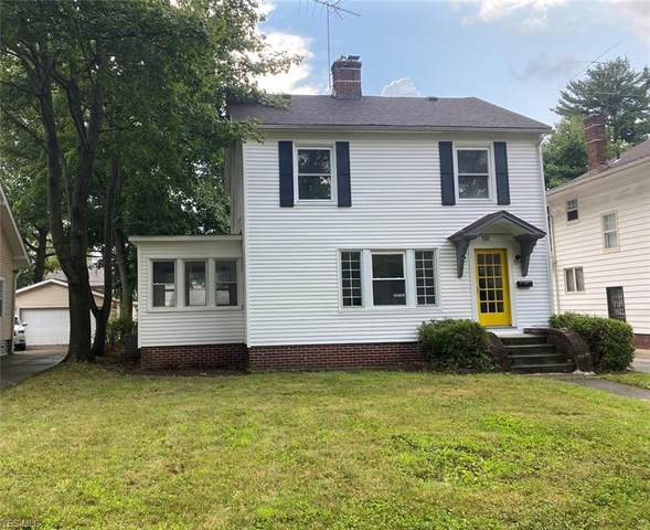 742 Roslyn Avenue, Akron, OH 44320 (MLS #4236815) :: The Jess Nader Team | RE/MAX Pathway