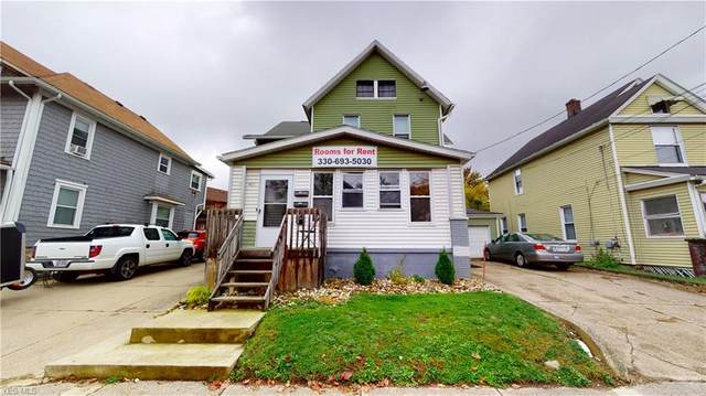 421 Allyn Street, Akron, OH 44304 (MLS #4236830) :: The Jess Nader Team | RE/MAX Pathway