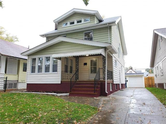 3351 W 129th Street, Cleveland, OH 44111 (MLS #4236904) :: Select Properties Realty