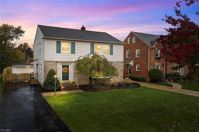 2414 Loyola Road, University Heights, OH 44118 (MLS #4236922) :: The Jess Nader Team | RE/MAX Pathway