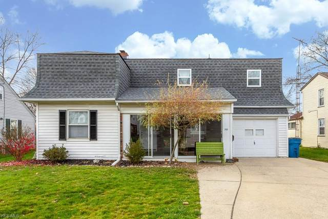 751 Fairlane Avenue SW, Canton, OH 44710 (MLS #4237007) :: RE/MAX Trends Realty