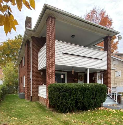 4320-4322 Southern Boulevard, Youngstown, OH 44512 (MLS #4237131) :: The Holden Agency