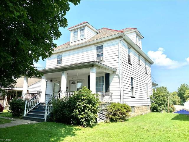 398 & 400 Alice Street, East Palestine, OH 44413 (MLS #4237170) :: The Holden Agency