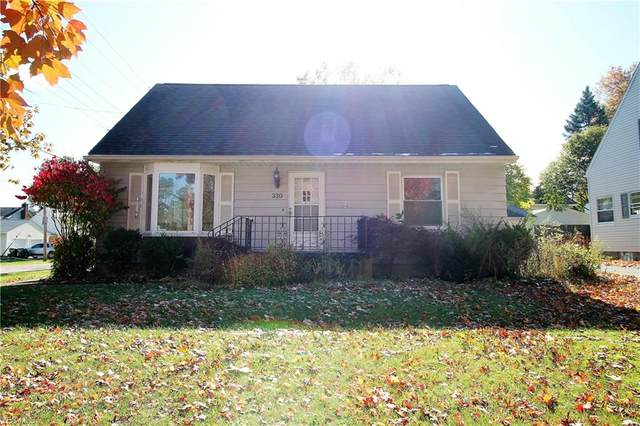 330 Lincoln Avenue, Cuyahoga Falls, OH 44221 (MLS #4237219) :: RE/MAX Trends Realty
