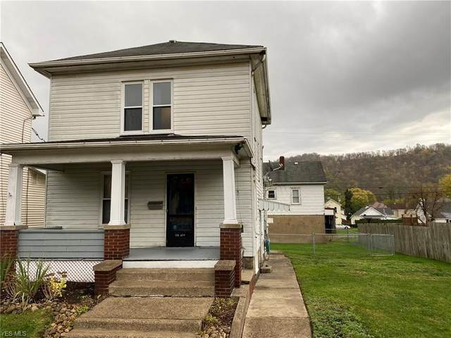 804 3rd Street, Brilliant, OH 43913 (MLS #4237253) :: RE/MAX Edge Realty