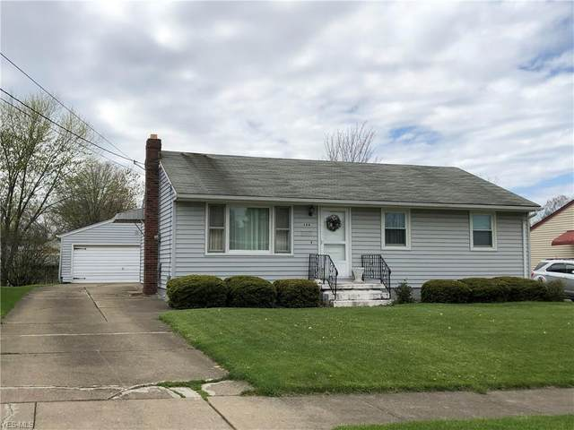 684 Wesley Avenue, Youngstown, OH 44509 (MLS #4237388) :: Select Properties Realty