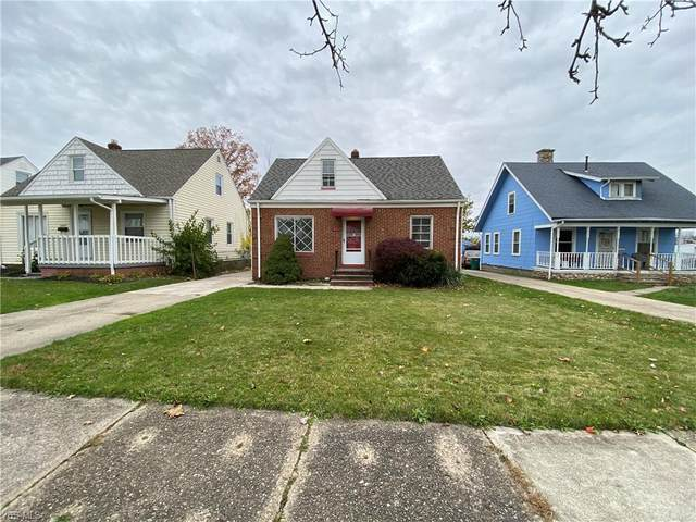 14813 Reddington Avenue, Maple Heights, OH 44137 (MLS #4237395) :: RE/MAX Edge Realty