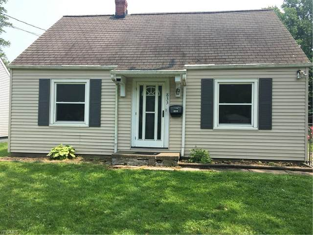 833 Manitou Avenue, Akron, OH 44305 (MLS #4237506) :: Keller Williams Chervenic Realty