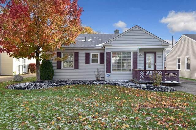 1663 Crestwood Road, Mayfield Heights, OH 44124 (MLS #4237512) :: RE/MAX Trends Realty