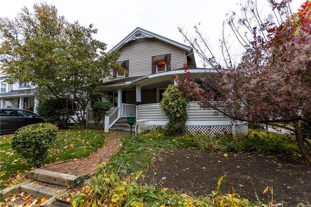 1420 Oakwood Avenue, Akron, OH 44301 (MLS #4237636) :: Keller Williams Legacy Group Realty