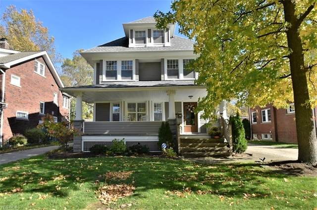 2599 Kingston Road, Cleveland Heights, OH 44118 (MLS #4237667) :: RE/MAX Edge Realty
