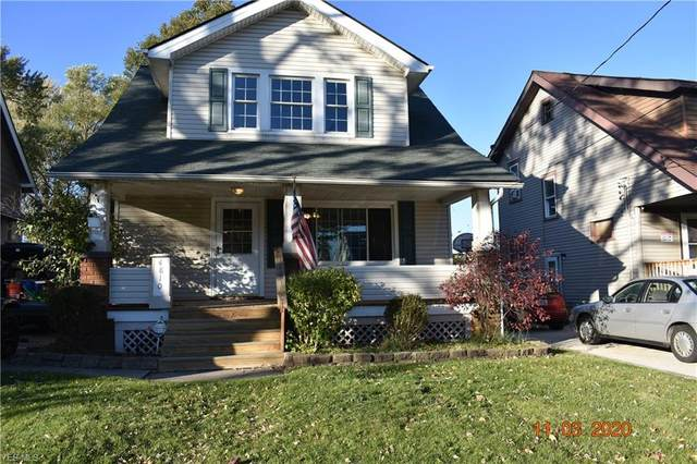 4810 Burger Avenue, Cleveland, OH 44109 (MLS #4237699) :: RE/MAX Trends Realty