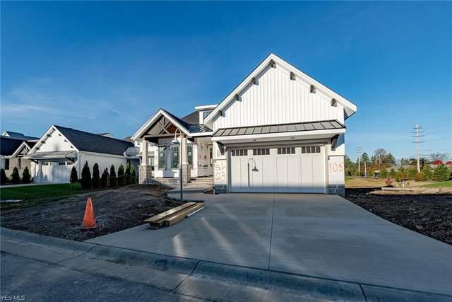 105 Bridgeport Way, Mayfield Heights, OH 44124 (MLS #4237806) :: Keller Williams Legacy Group Realty