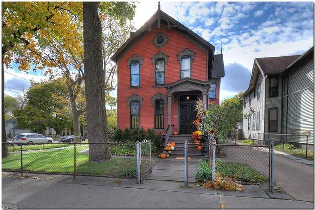 1103 Starkweather Avenue, Cleveland, OH 44113 (MLS #4237818) :: Krch Realty