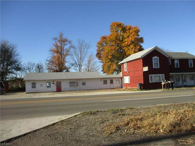 4039 State Route 14, Rootstown, OH 44272 (MLS #4237874) :: The Crockett Team, Howard Hanna